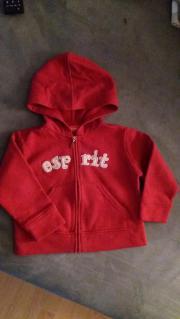 Schöne rote Sweatshirt-