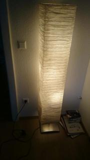 Schöne Stehlampe mit