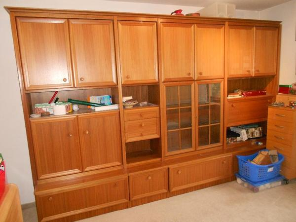 schr nke vitrinen m bel wohnen augsburg gebraucht. Black Bedroom Furniture Sets. Home Design Ideas