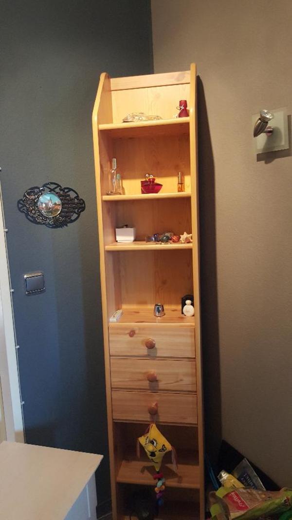 schrank schmal neu und gebraucht kaufen bei. Black Bedroom Furniture Sets. Home Design Ideas