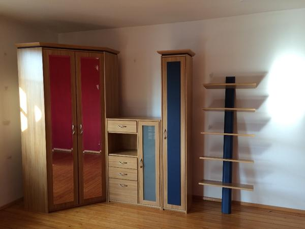 schrank set jugendzimmer in bruchsal schr nke sonstige. Black Bedroom Furniture Sets. Home Design Ideas