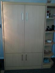 schrankbett in berlin haushalt m bel gebraucht und neu kaufen. Black Bedroom Furniture Sets. Home Design Ideas