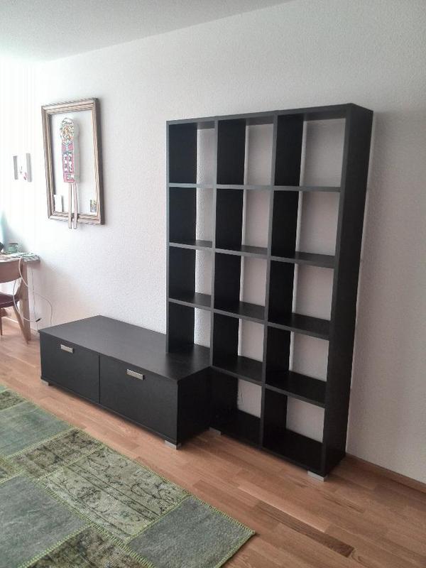 schrank schwarz neu und gebraucht kaufen bei. Black Bedroom Furniture Sets. Home Design Ideas