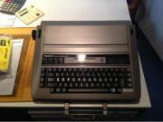 Schreibmaschine, el.Schreibsystem