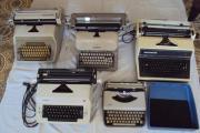Schreibmaschinen zu verkaufen