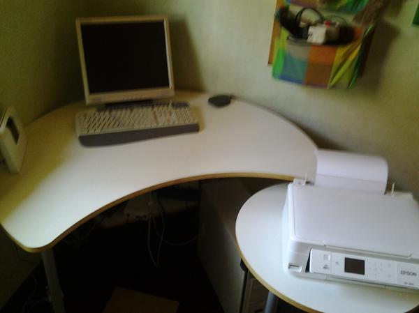 Ikea Schreibtisch Im Schrank ~ Ikea Schreibtisch Weiss gebraucht kaufen, 94 Anzeigen vergleichen in