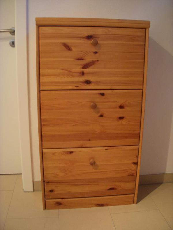 kiefer schuhschrank neu und gebraucht kaufen bei. Black Bedroom Furniture Sets. Home Design Ideas