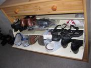 Schuhschrank mit 2