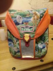 Scout Schulranzen Schultasche