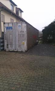 Seecontainer 12m*2,