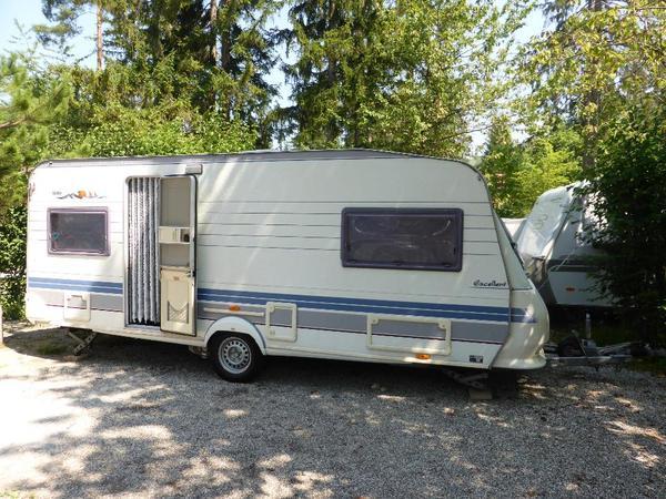 wohnwagen camping wohnmobile r lzheim gebraucht kaufen. Black Bedroom Furniture Sets. Home Design Ideas