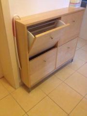 ikea schuhschrank guter haushalt m bel gebraucht und neu kaufen. Black Bedroom Furniture Sets. Home Design Ideas