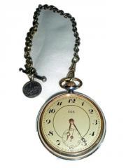 """Seltene Taschenuhr von EOS mit Kette; ca. Jahr 1930 Seltene Taschenuhr von dem deutschen Hersteller \""""EOS\"""" mit Kette. Die Taschenuhr befindet sich in einem sehr guten, gebrauchten Zustand. Voll ... 95,- D-90408Nürnberg Heute, 01:42 Uhr, Nürnberg - Seltene Taschenuhr von EOS mit Kette; ca. Jahr 1930 Seltene Taschenuhr von dem deutschen Hersteller """"EOS"""" mit Kette. Die Taschenuhr befindet sich in einem sehr guten, gebrauchten Zustand. Voll"""