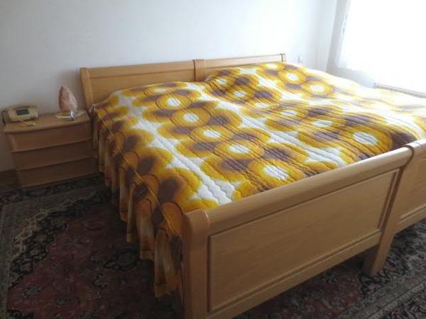 betten eiche neu und gebraucht kaufen bei. Black Bedroom Furniture Sets. Home Design Ideas