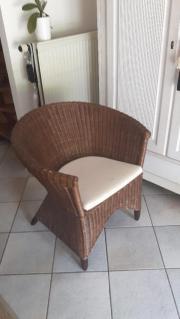 Sessel aus Ratan