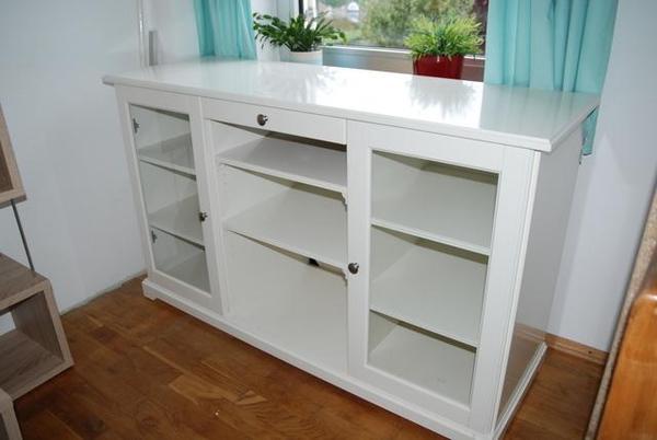 wohnzimmerschränke weiß:Sideboard – weiß in München – Wohnzimmerschränke, Anbauwände  ~ wohnzimmerschränke weiß