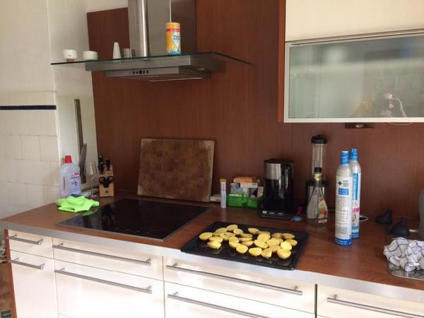 Blaue Küche Gebraucht