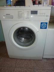 SIEMENS Waschmaschine Sondergröße,