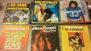 Single-Schallplatten: Pop