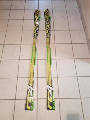 Ski Fischer RC4