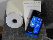 Smartphone HTC 8s Biete hier ein Smartphone HTC Handy 8 s . Das Handy wurde pfleglich behandelt mit Folie und Flip ... 80,- D-85435Erding Heute, 15:48 Uhr, Erding - Smartphone HTC 8s Biete hier ein Smartphone HTC Handy 8 s . Das Handy wurde pfleglich behandelt mit Folie und Flip
