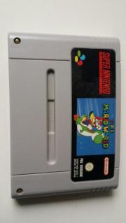 SNES Super Mario