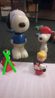 Snoopy Spielzeug