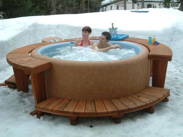 softub whirlpool whirlpool f r aussen innen verf hrung. Black Bedroom Furniture Sets. Home Design Ideas