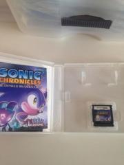 Sonic chronicles die