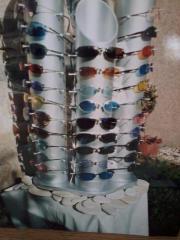 Sonnenbrillen aus Geschäftsauflösung