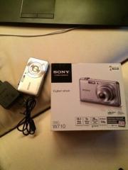 Sony CyberShot -Kamera