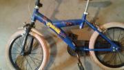 Spieder-man Fahrrad