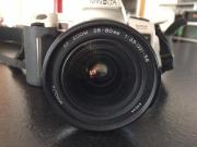 Spiegelreflexkamera Minolta -Analog