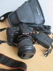 Spiegelreflexkamera-SONY-Alpha-