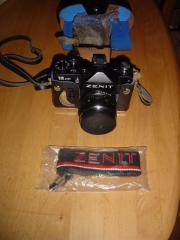 Spiegelreflexkamera Zenit 12
