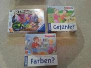 Spiele + Bücher
