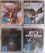 Spiele für PS3