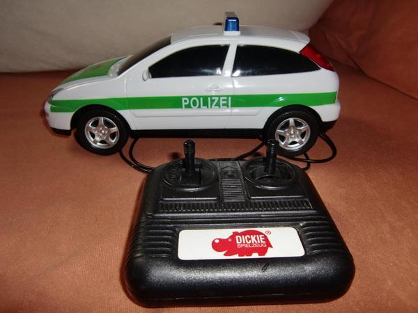 Sonstiges Kinderspielzeug - Spielzeug Dickie Polizeiauto ferngesteuert