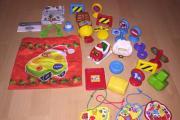 Spielzeug verschiedenes