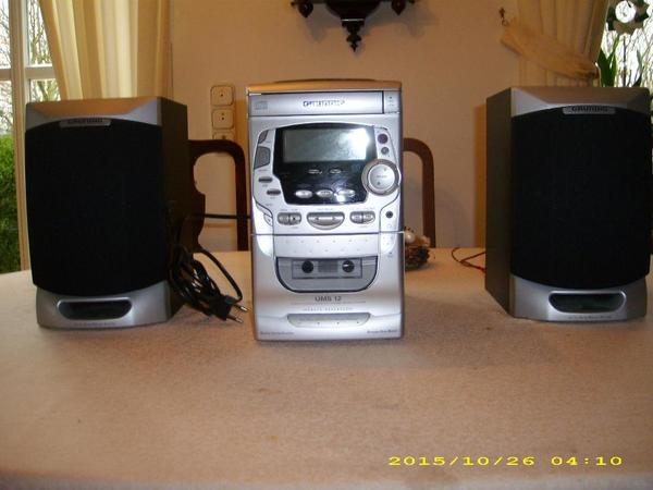 grundig stereoanlage neu und gebraucht kaufen bei. Black Bedroom Furniture Sets. Home Design Ideas