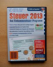 Steuer Software 2013