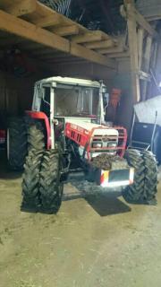 massey ferguson mf 165 multipower in satteins traktoren. Black Bedroom Furniture Sets. Home Design Ideas