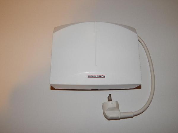 stiebel eltron dem 3 elektronisch geregelter mini durchlauferhitzer 3 5 kw 231001 in hennef. Black Bedroom Furniture Sets. Home Design Ideas
