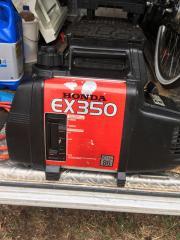 Stromerzeuger Honda ex