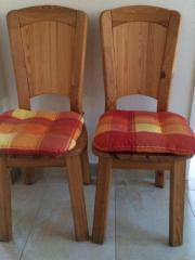 Stühle - Kiefer massiv