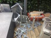 Stühle und Tische !!