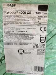 Styrodur BASF CS