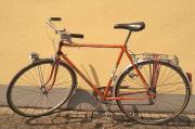 SUCHE: Altes Fahrrad