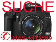 SUCHE Digitalkamera Canon,