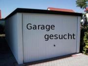 Suche Garage in